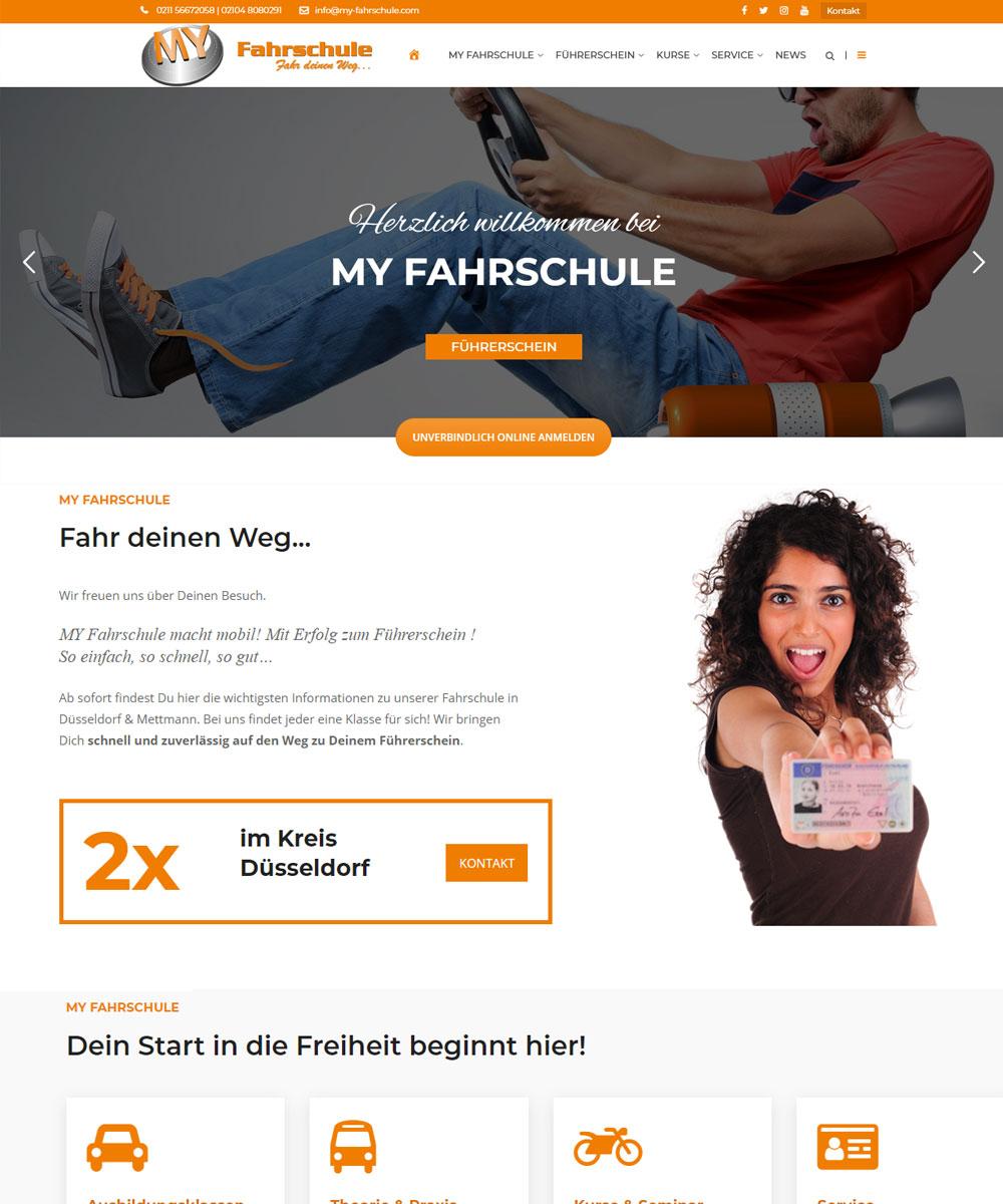 Unsere neue Homepage ist jetzt Online!
